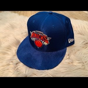 Fitted Knicks Cap